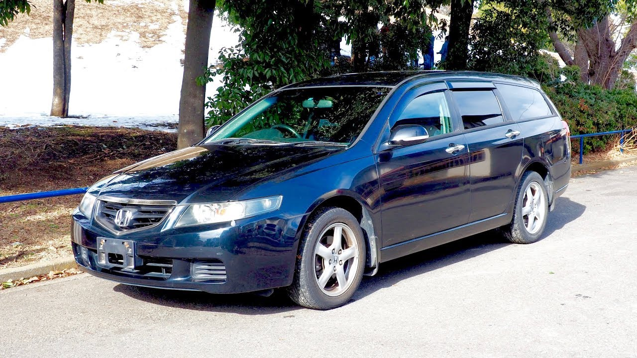 Honda Accord Wagon For Sale Japan - Cars Trend Today