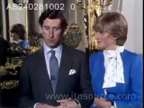 Princess Diana's engagement interview (best quality)