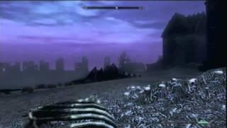 Skyrim Tutorial, Impatience of a Saint, Dawngaurd DLC
