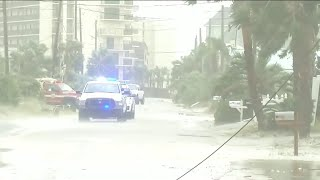 Hurricane Michael slams into Florida as strong Category 4 storm