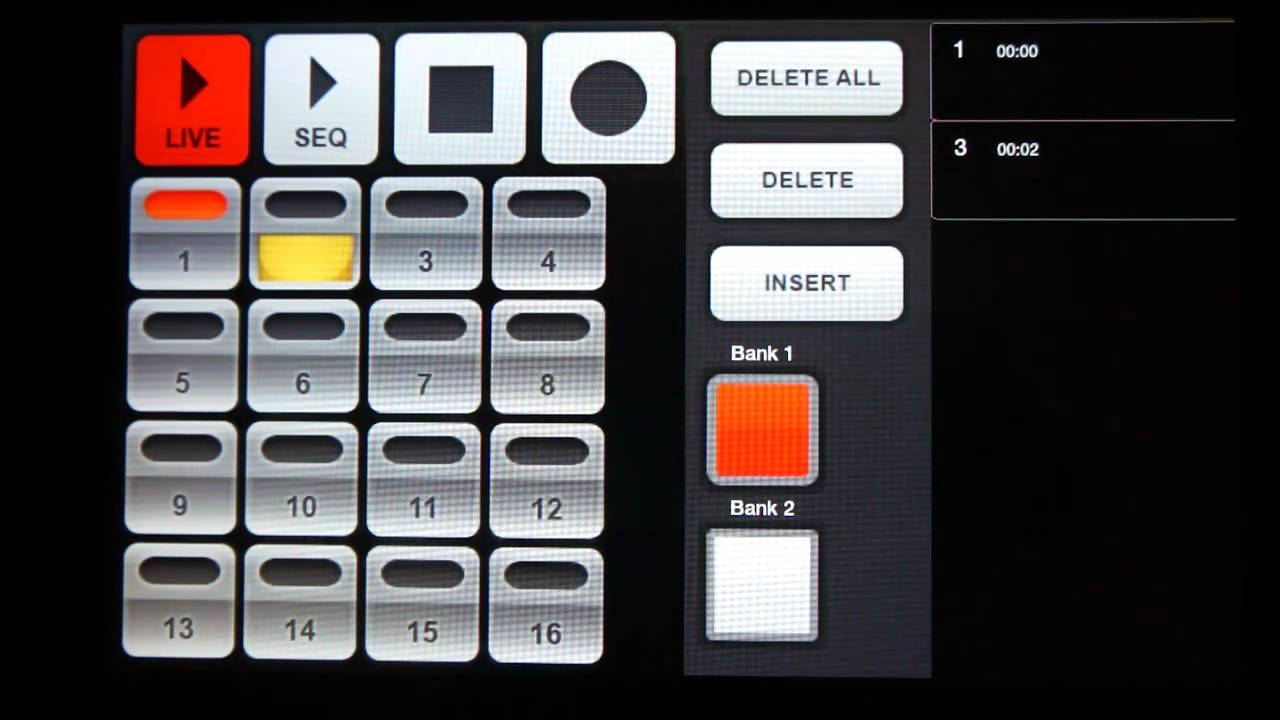 electrum drum machine sampler for android devices youtube. Black Bedroom Furniture Sets. Home Design Ideas