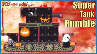 Tank game - Fabrication of tank replica Kb-44m | Super tank rumble You tank fun Tanks