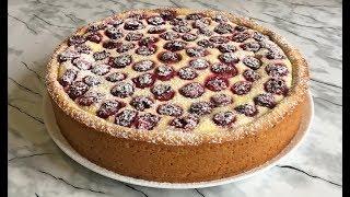 Изумительный Творожный Пирог с Вишней Просто и Волшебно Вкусно!!! / Cheese Cake with Cherry