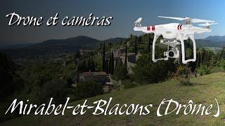 Drone - Mirabel-et-Blacons (Drôme)