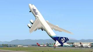 Топ 10 Самолётов с Вертикальным ВЗЛЕТОМ