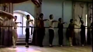 Уроки классического танца Юлия Плахта  Одесса 1987 год   YouTube