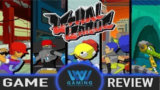 REVIEW / Lethal League (Video Game Video Review)