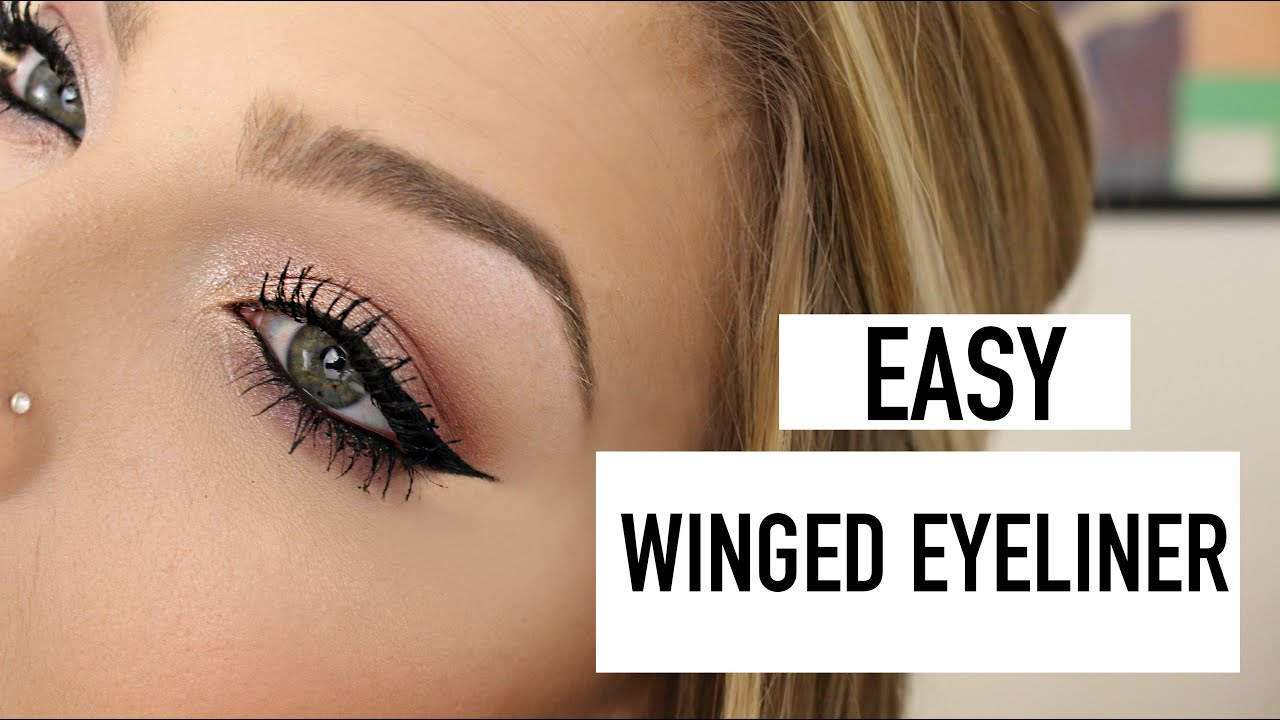 How to : Winged eyeliner tips and tricks, get the perfect wing!!!  Valerie  pac