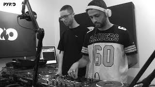 DJ Oblig B2B Neffa-T In The Mix - PyroRadio - (06/12/2017)