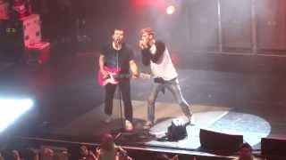 blink-182 Dammit feat. MGK Live at The Wiltern 2013
