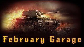 World of Tanks Xbox 360 - Rush Dodge February Garage