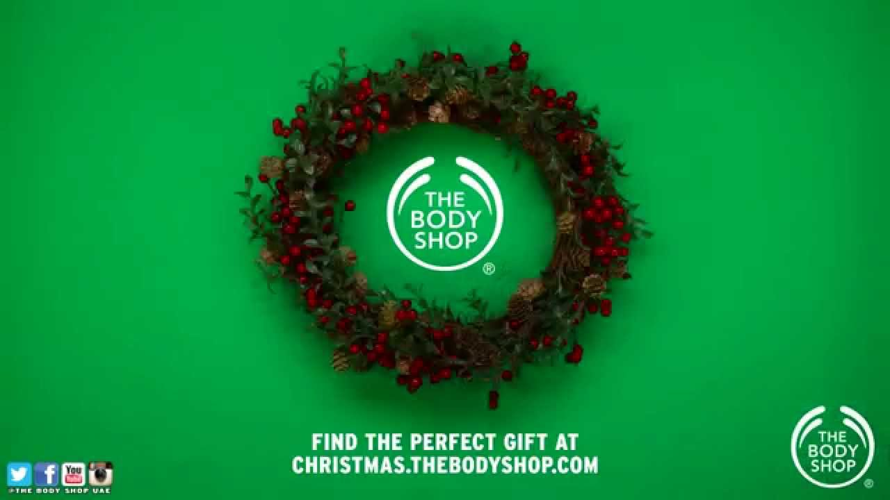 Best Selling Christmas Advent Calendar is back @The Body Shop UAE
