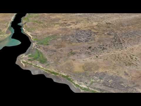 Mponda, Malawi Flood and Drought Mitigation Imagery