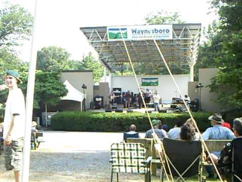 Waynesboro, Va's Extravaganza Festival 2011