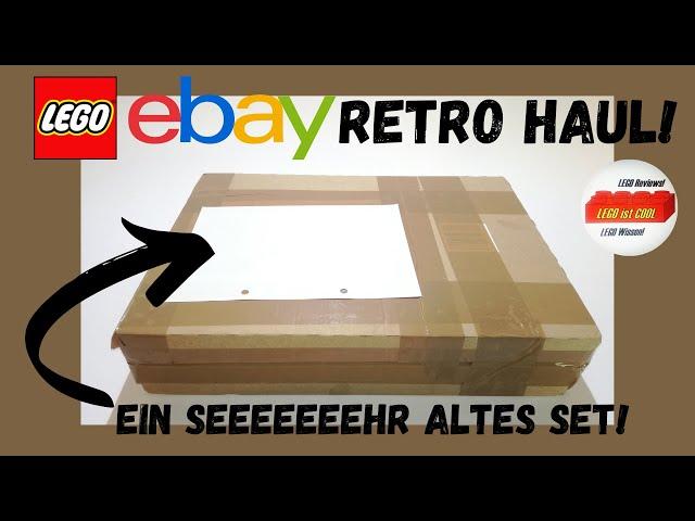 Ebay Kleinanzeigen Retro LEGO HAUL!😁/HAUL-Friday Nr.1