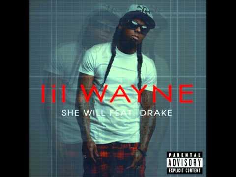 Lil Wayne feat. Drake - She Will (Lyrics)