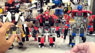 Kre-o Transformers Autobot Assault IRONHIDE (2 of 2)