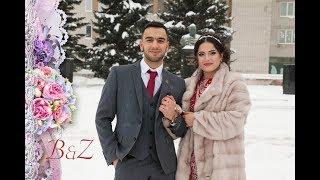 Езидская помолвка Бадра и Зины