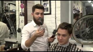 видео barbershop киев