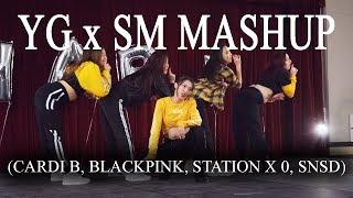 Baixar [HARU SHOWCASE] YG X SM Mashup (Cardi B, BLACKPINK, STATION X 0, SNSD-Oh!GG) Dance Cover