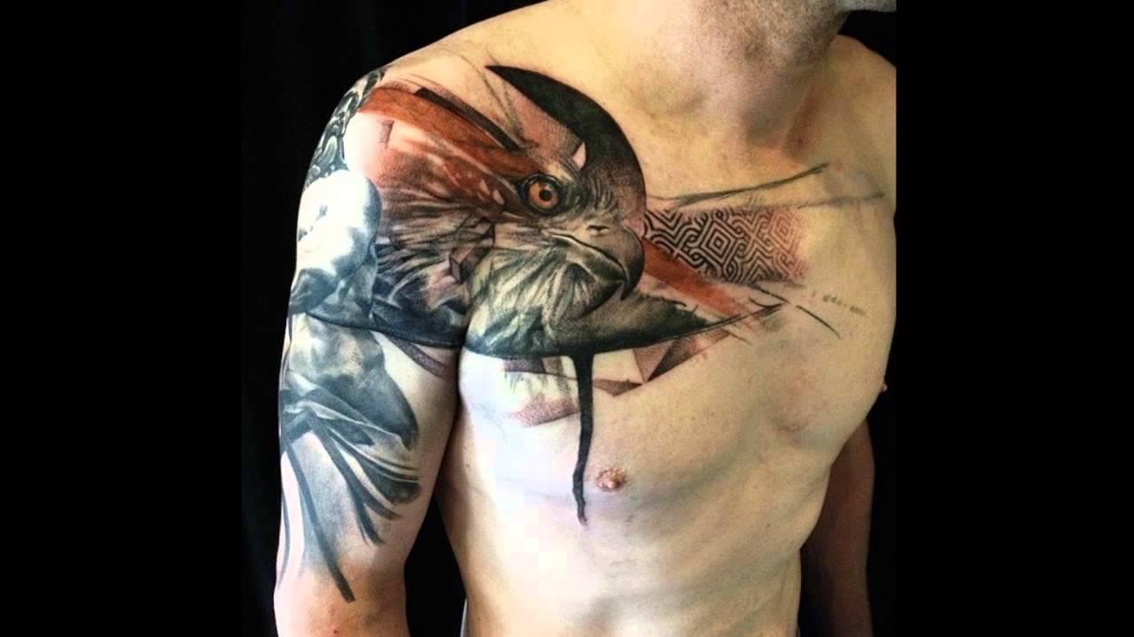 Tatuajes De águilas Youtube