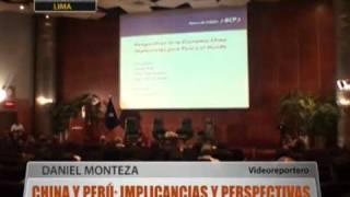 China y Perú: Implicancias y perspectivas