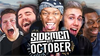 SIDEMEN BEST OF OCTOBER 2018