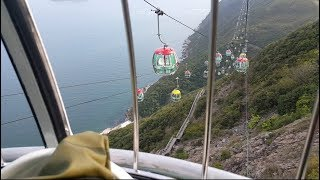 Cable Car Ocean Park Hong Kong