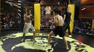 Колизей: Битва Чемпионов 9: Зокиржон Хошимов (Узбекистан) vs. Алмазбек Исламбек (Кыргызстан) | 57 кг