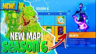 Fortnite SEASON 6 OFFICIAL RELEASE DATE! | Why Is There No Hype For Season 6?