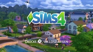 Die Sims 4 Ps4 [Ger] - Meine Ersten Spiel Minuten !! Livestream
