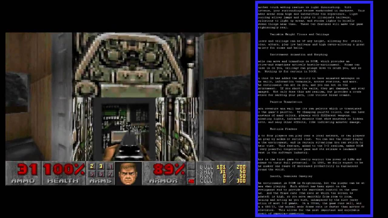 Digital Foundry Doom Trilogy analysis: Doom 3 is great, the