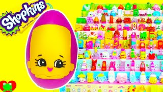 Shopkins Season 2 Marsha Mellow Play Doh Surprise Egg Limited Edition Hunt 1