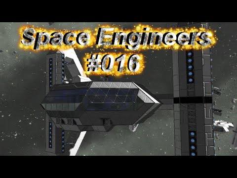 Let's Play Space Engineers #016 Es ist so Bund [German][HD]