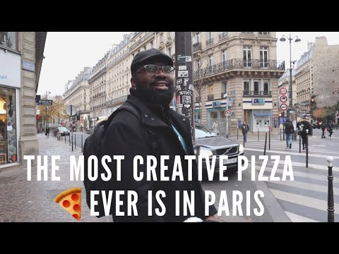 Most Creative Pizza Ever Is In France🍕