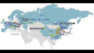 범영훼리 해상복합 FERRY+TSR 유럽간 Raliwa…