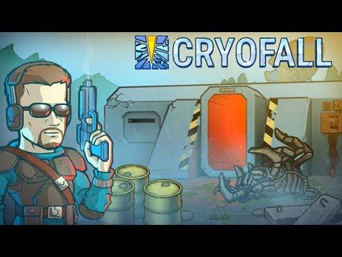 RUST НО В 2D ПЛЮС ПЕСОЧНИЦА И RPG! | CryoFall