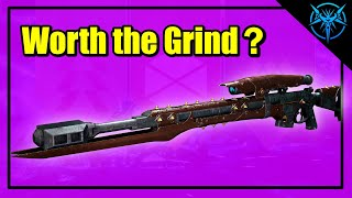 Bite of the Fox Review - Destiny 2 Iron Banner Sniper Review