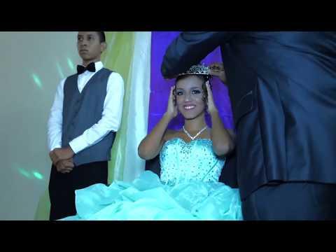 Ceremonia de XV años de Abigail Castro