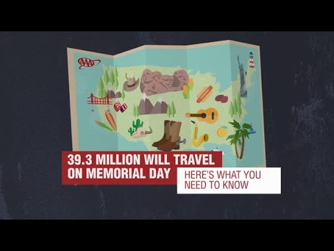 AAA's 2017 Memorial Day Travel Forecast