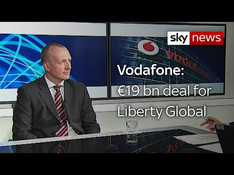 """Analyst: There's a possibility Liberty Global may buy O2 if """"price was right"""""""