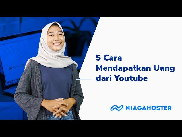 15 cara mendapatkan uang dari youtube 2021