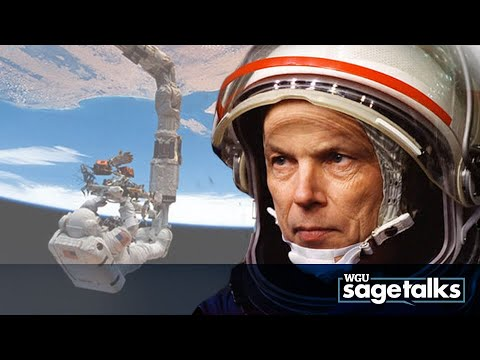 6 Steps to Design a Life for Yourself | Dr. Story Musgrave | WGU ...