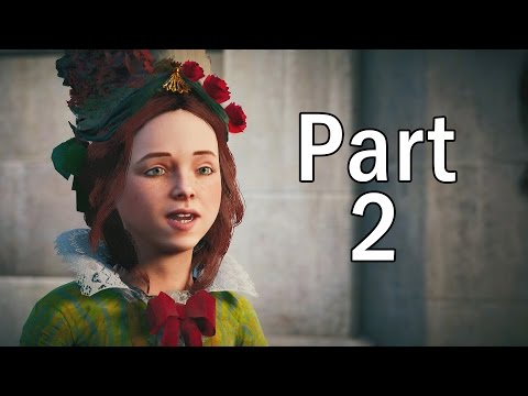 Assassin's Creed Unity Walkthrough Gameplay Part 2 - The Estates General - No Commentary