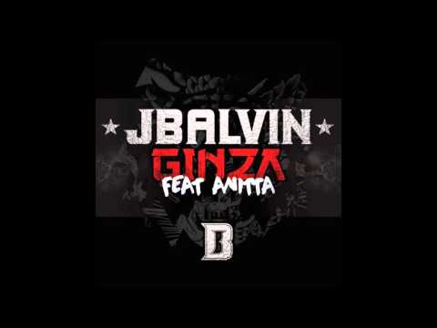 Ginza (Remix Anitta) J Balvin Feat. Anitta