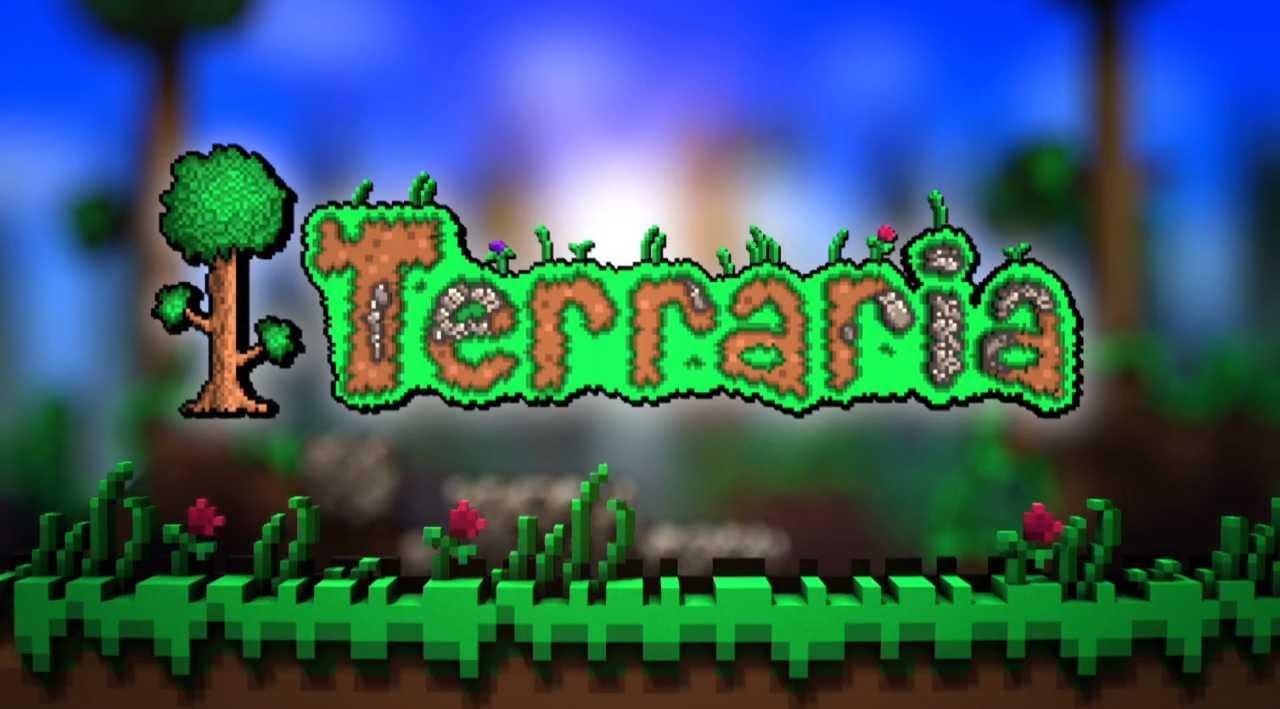 Скачать торрент Terraria [v 1 2 4 1] на PC бесплатно