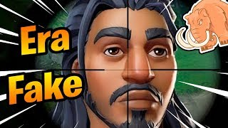 THE FAKE DO WITHOUT SKIN ON US? COM PATRIOTA-Fortnite