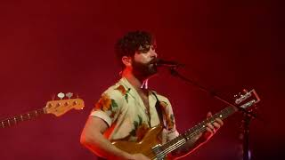 Foals - Black Gold - 29.08.19 - Moscow Resimi