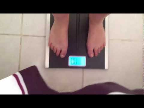 Quest to Weigh Less Weigh-in 5