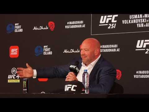 Dana White Says Paige VanZant Should Definitely Test Free Agency; Jose Aldo vs Petr Yan Stoppage